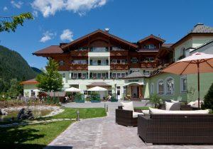 Sommerurlaub im Wellnesshotel Lürzerhof