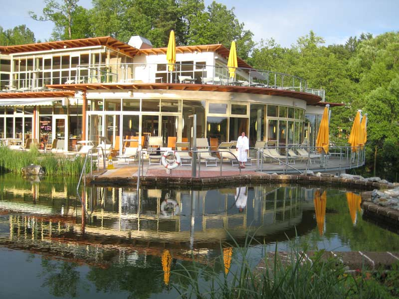 Heiltherme Bad Waltersdorf Private Spa Quellenhotel