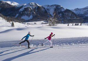 Langlaufen im Salzburger Land - Gnadenalm in Obertauern