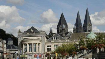 Kurort Spa Belgien