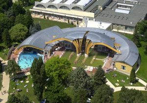 Therme in Bad Bük Thermenland Ungarn