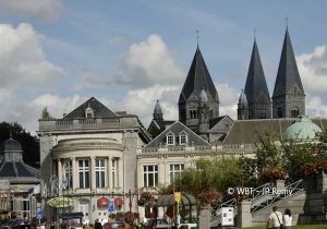 Thermenort SPA Belgien