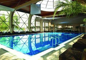Spa im Spirit Hotel Thermal Spa in Sárvár