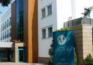 Ciechocinek - Hotel Villa Park Med. & SPA