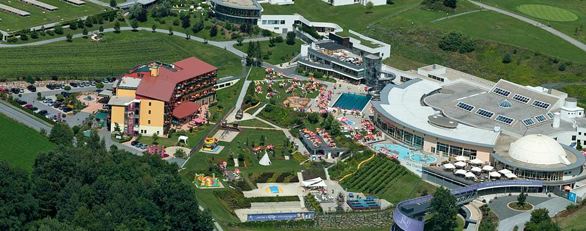 Therme Stegersbach im Burgenland für Wellness & Spa