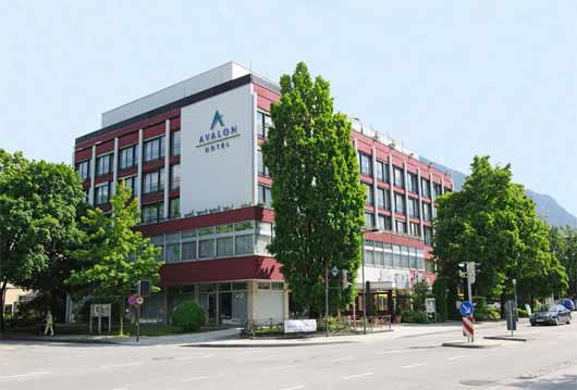 Hotel AVALON in Bad Reichenhall