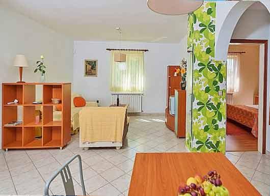 Bestausgestattete Ferienwohnung in Pula
