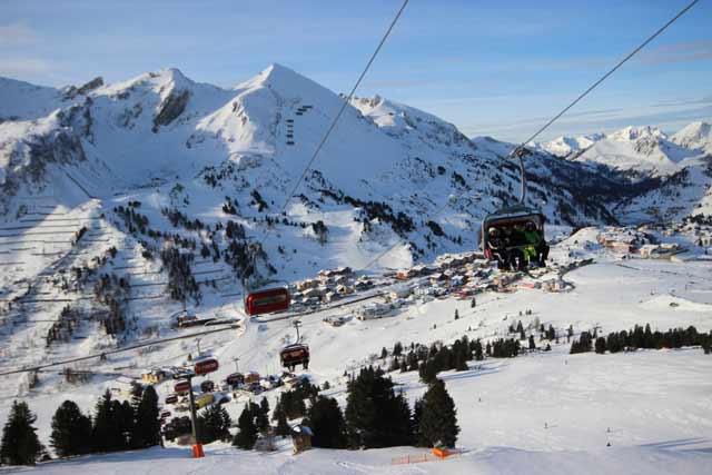 Skiurlöaub & Wellnessurlaub in Obertauern